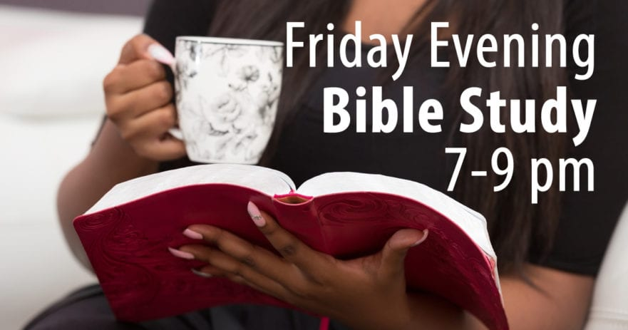 Friday Evening Bible Study Indian Church Dallas