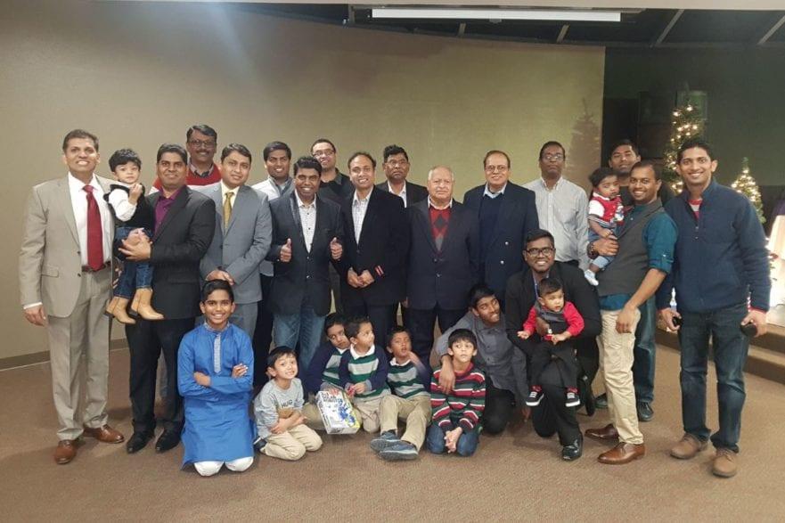 Indian Church Dallas Christmas Celebrations
