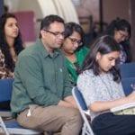 Indian Church Dallas Holy Communion