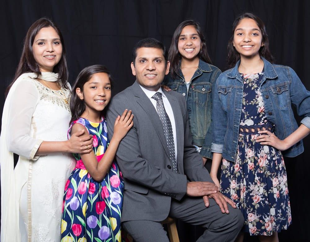 Pastor Pete Family