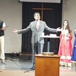 Indian Church Dallas 2017 Watch Night Service and New Year