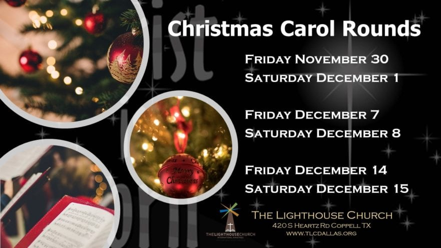 Christmas Carol Rounds 2018