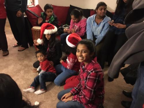 Indian Church Dallas 2016 Carol Singing