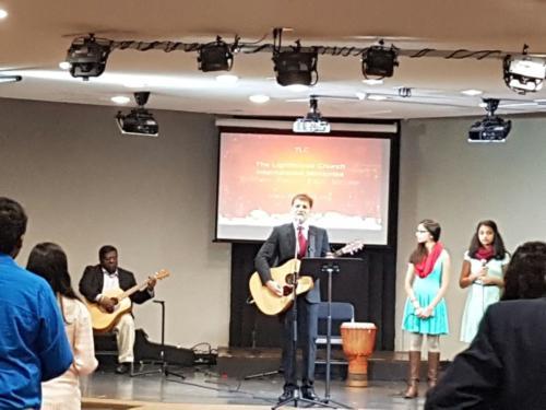 Indian Church Dallas 2016 Christmas Outreach
