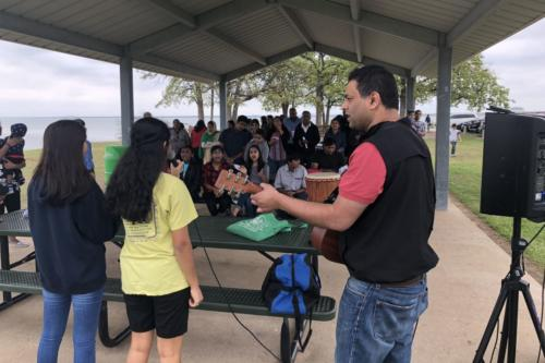 Indian Church Dallas 2018 Easter Service