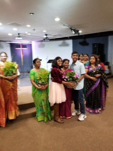 Indian Church Dallas Mother's Day