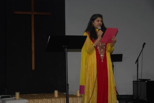 Indian Church Dallas Christmas Program