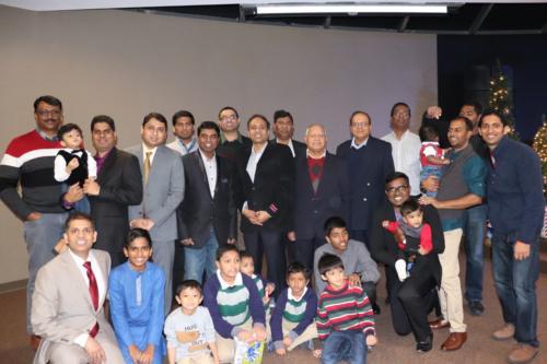 Indian Church Dallas Christmas Services