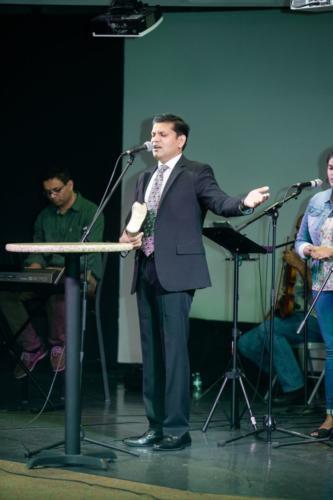 Indian Church Dallas Worship Service